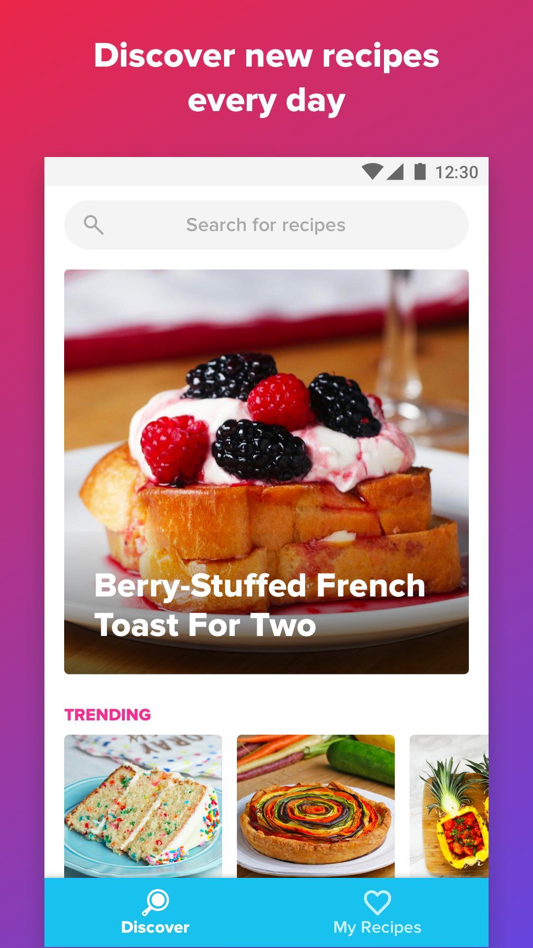 Tasty 1.41.0 Screenshot 1