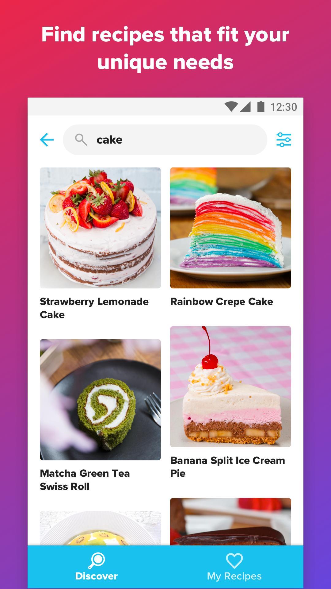 Tasty 1.41.0 Screenshot 3