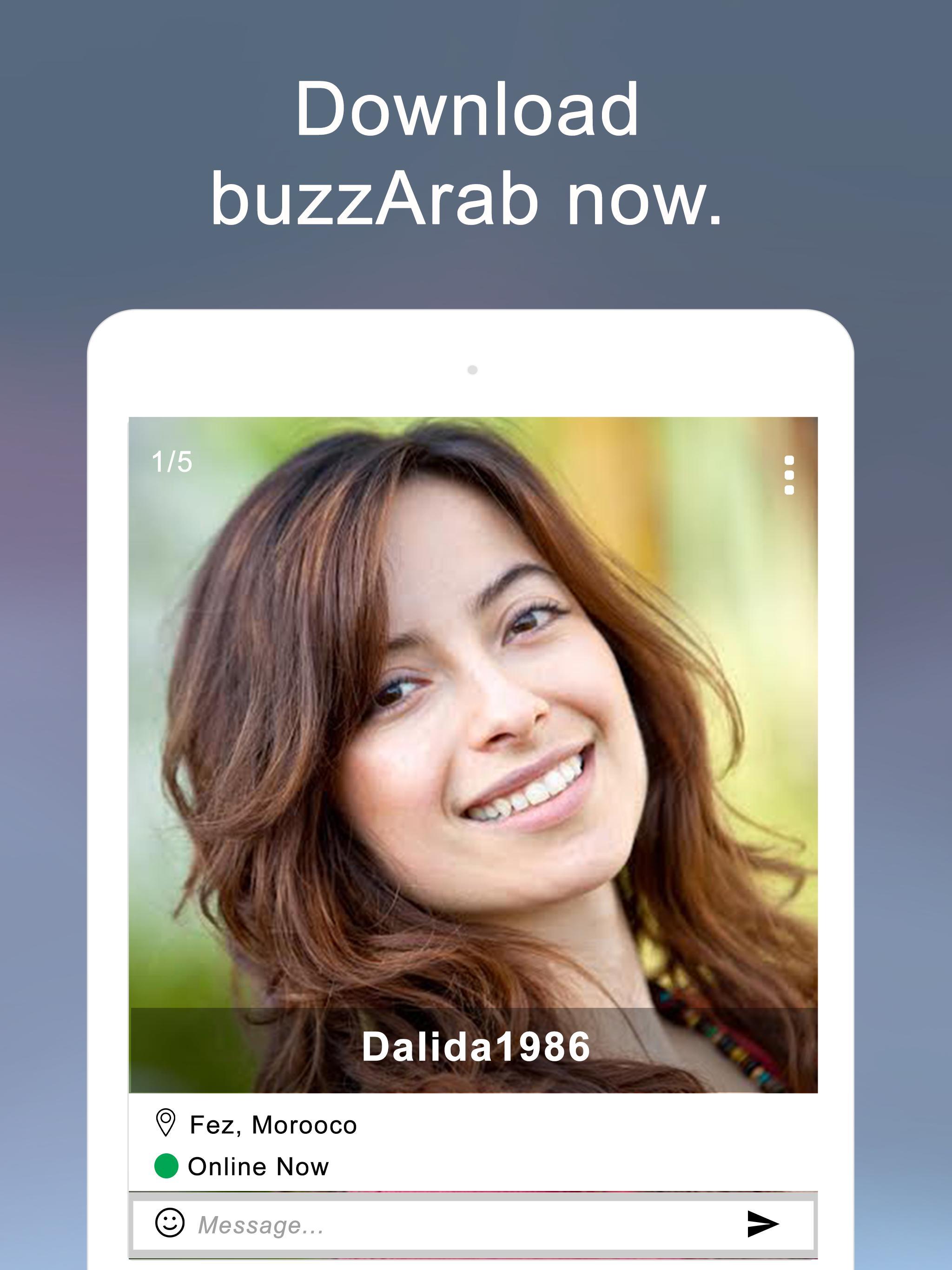 Dating Buzze Arab.