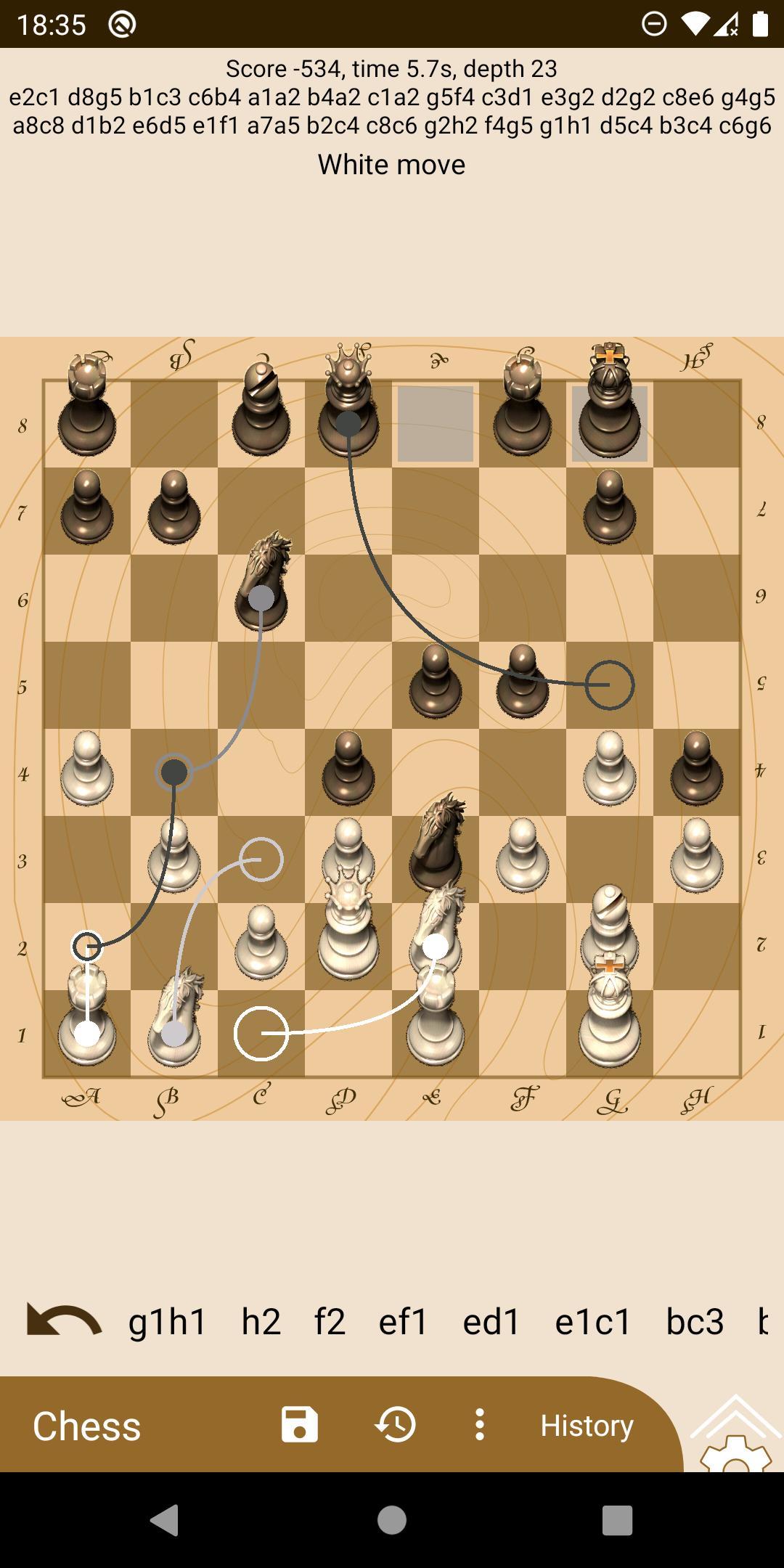 Chess & Checkers 5.5.1 Screenshot 1