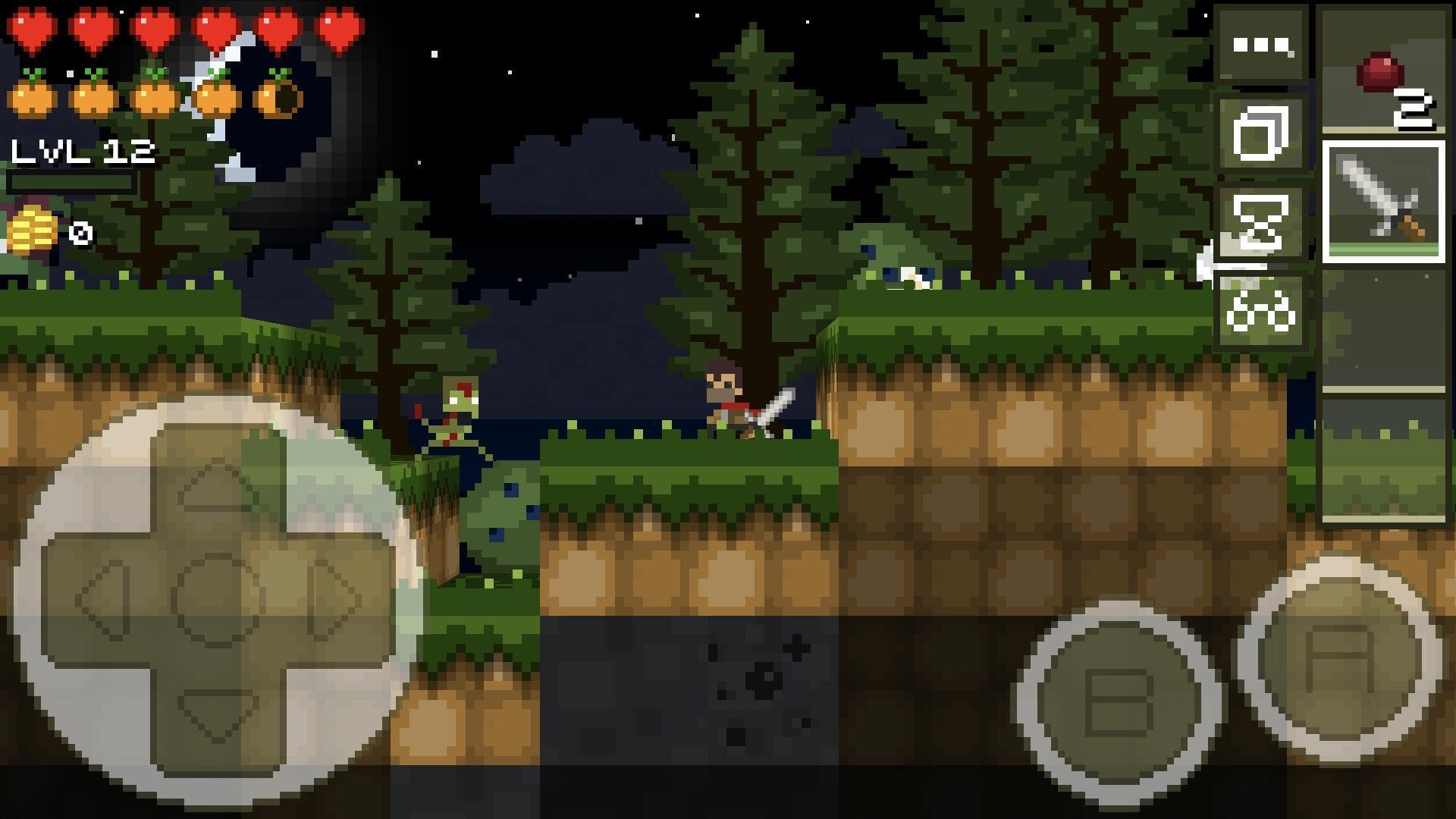 LostMiner Block Building & Craft Game v1.4.2a Screenshot 3