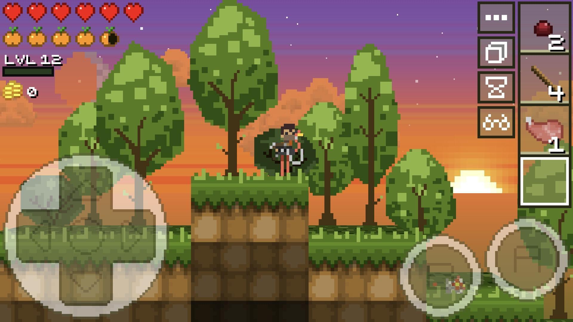 LostMiner Block Building & Craft Game v1.4.2a Screenshot 4