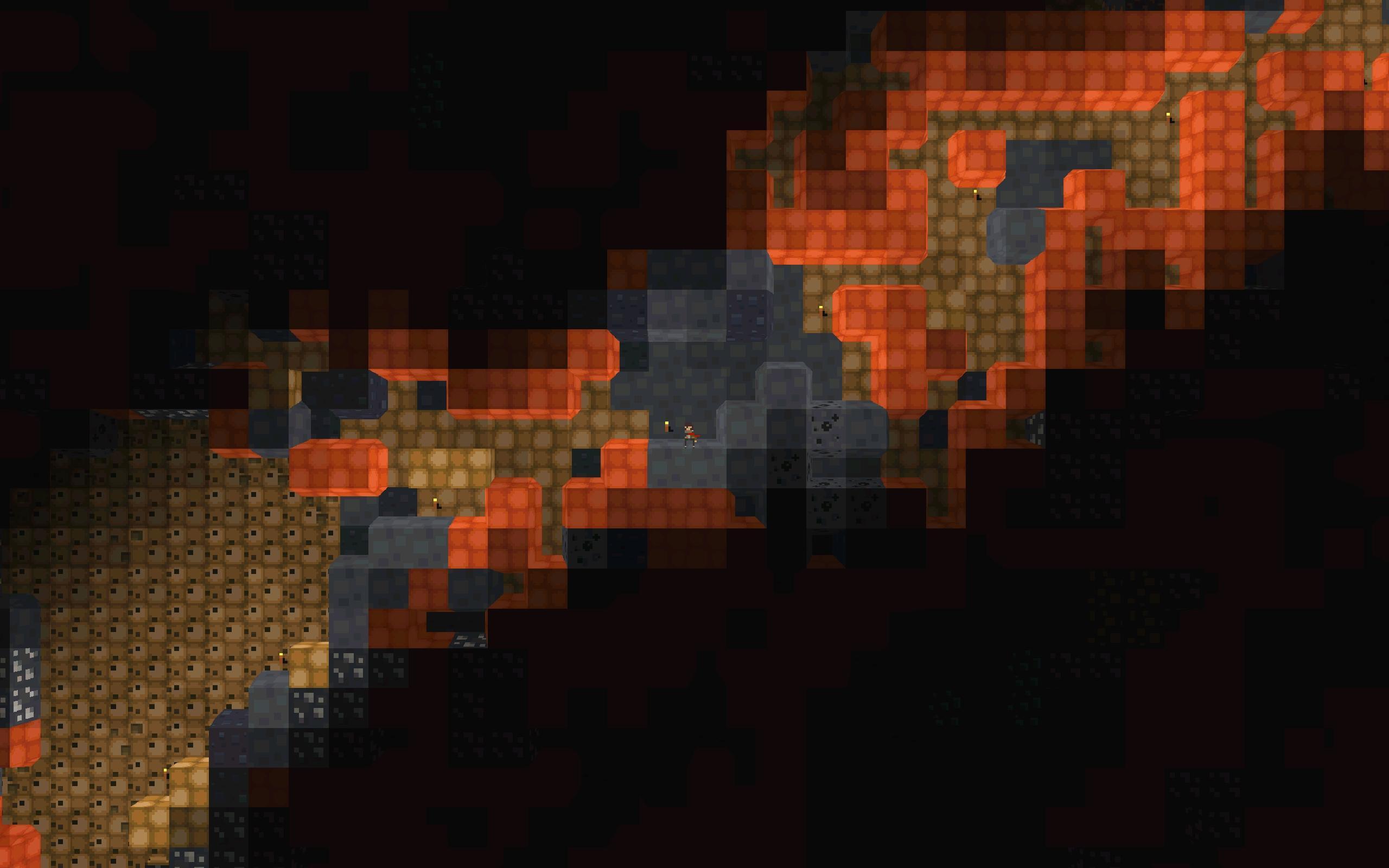 LostMiner Block Building & Craft Game v1.4.2a Screenshot 9