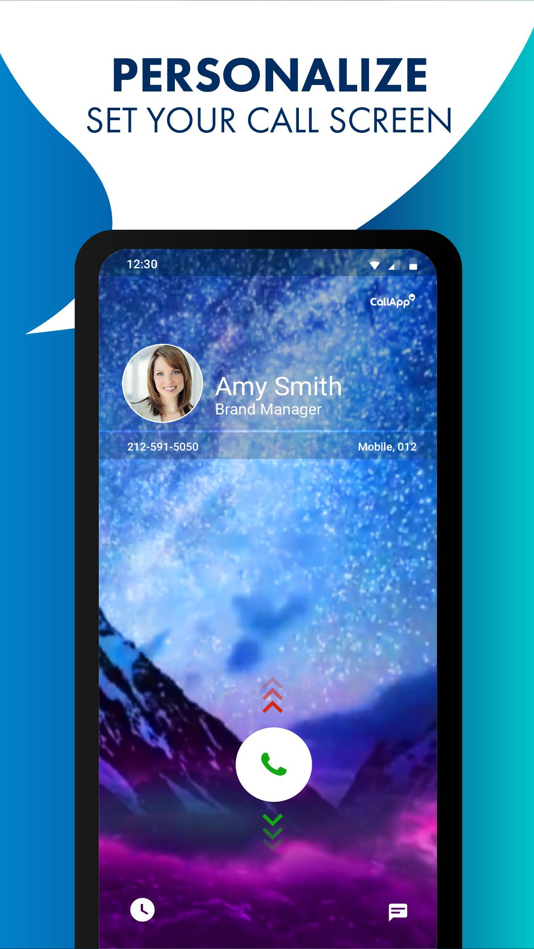 CallApp: Caller ID, Call Blocker & Call Recorder 1.528 Screenshot 7