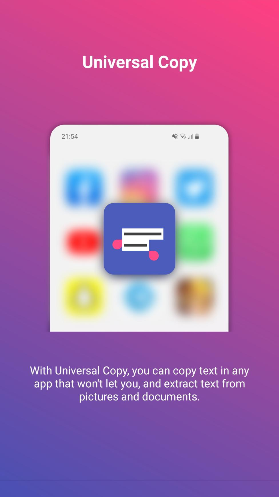 Universal Copy 5.0.2 Screenshot 1