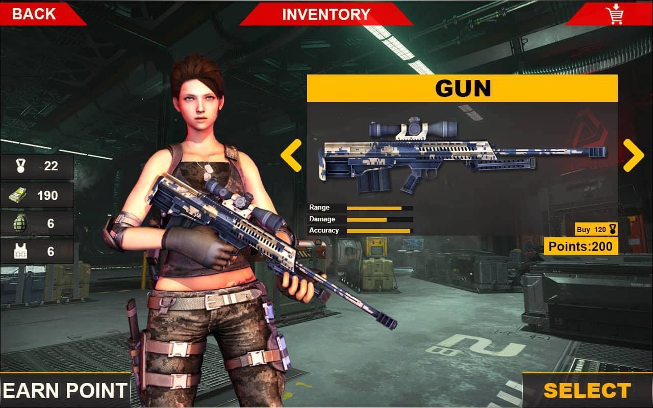 Delta Commando : FPS Action Game 1.0.10 Screenshot 13