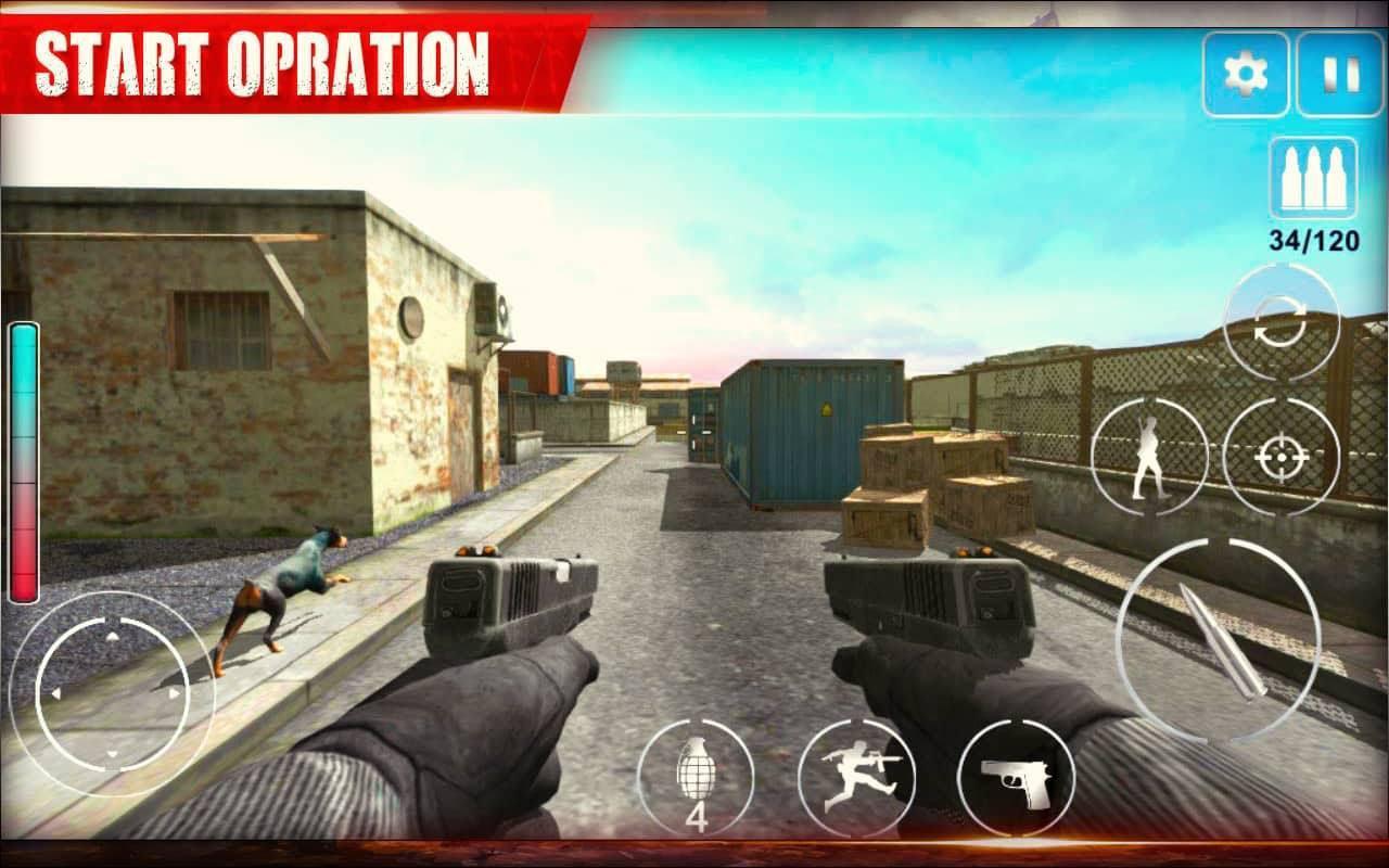 Delta Commando : FPS Action Game 1.0.10 Screenshot 2