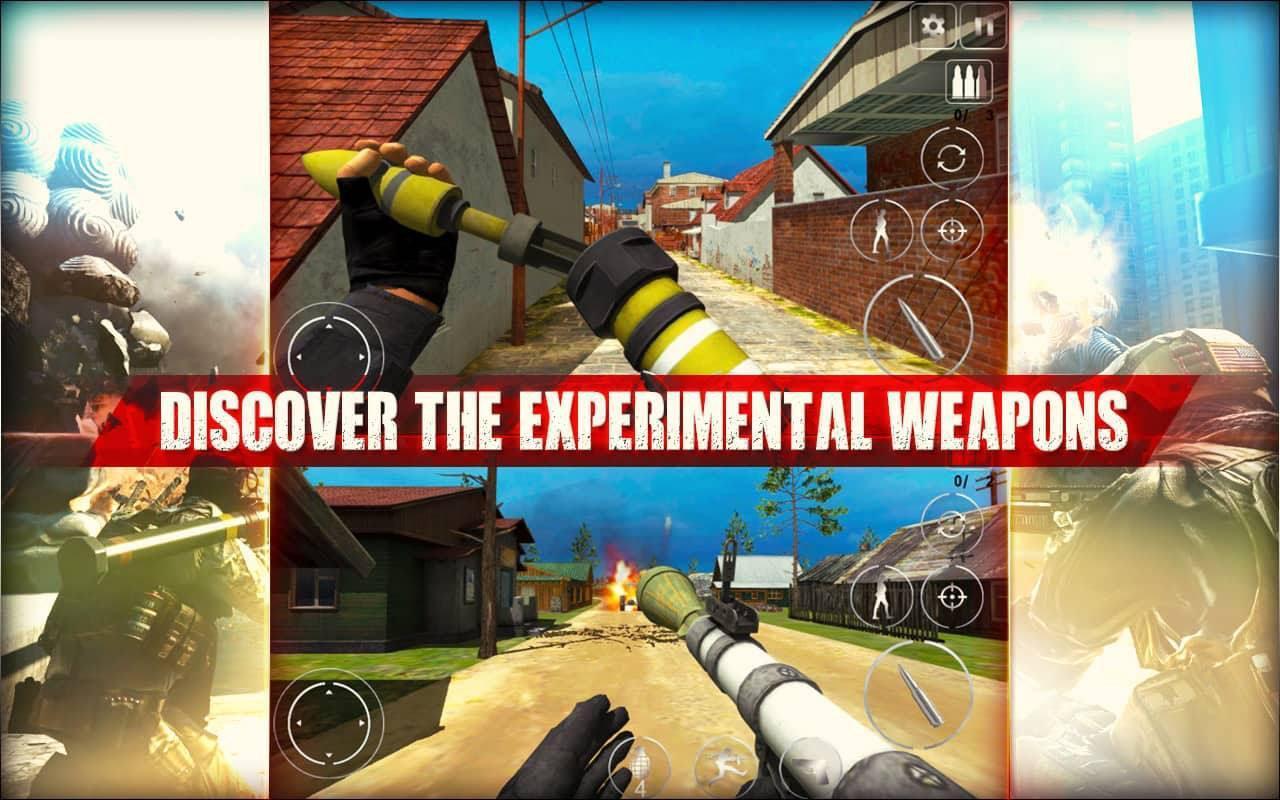 Delta Commando : FPS Action Game 1.0.10 Screenshot 4