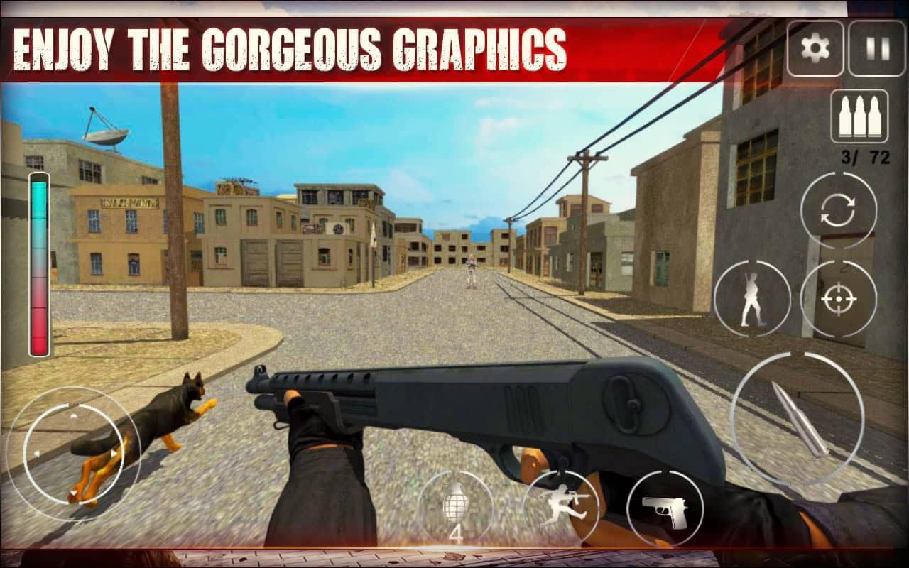 Delta Commando : FPS Action Game 1.0.10 Screenshot 5