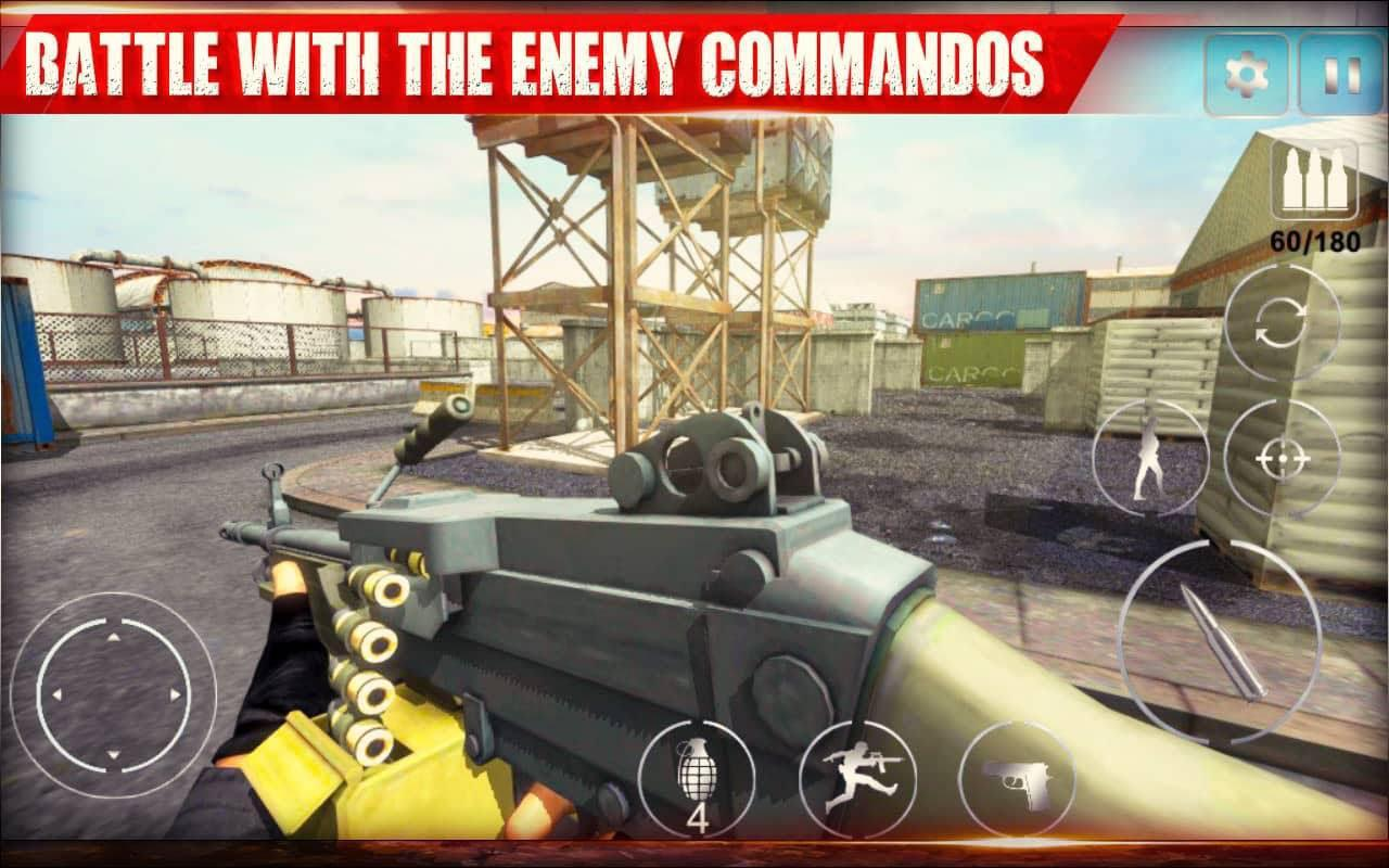 Delta Commando : FPS Action Game 1.0.10 Screenshot 7