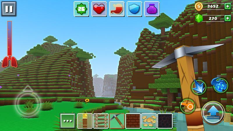 Exploration Lite Craft 1.1.0 Screenshot 1