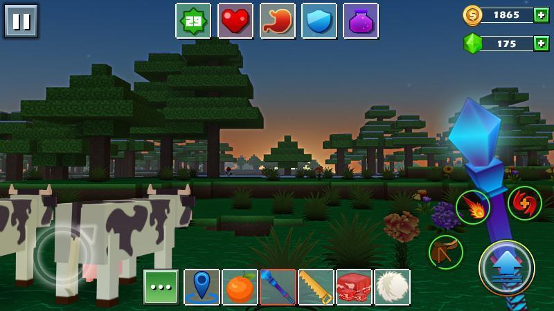 Exploration Lite Craft 1.1.0 Screenshot 2