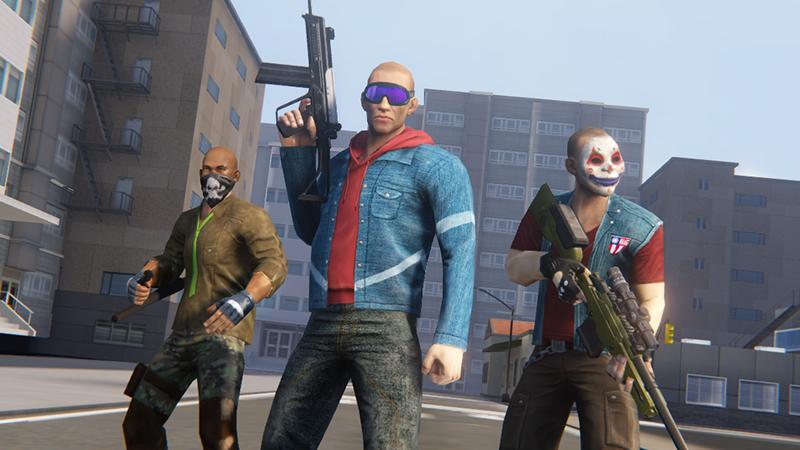 Grand Crime Gangster 1.10 Screenshot 1