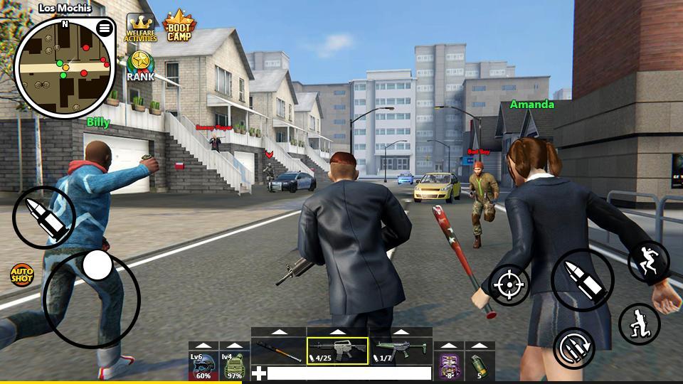 Grand Crime Gangster 1.10 Screenshot 2