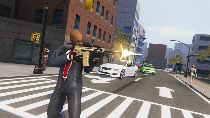 Grand Crime Gangster 1.10 Screenshot 20