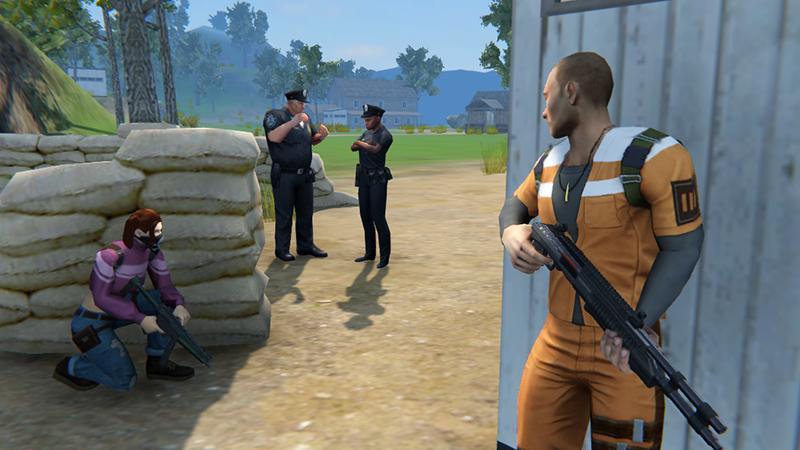 Grand Crime Gangster 1.10 Screenshot 23