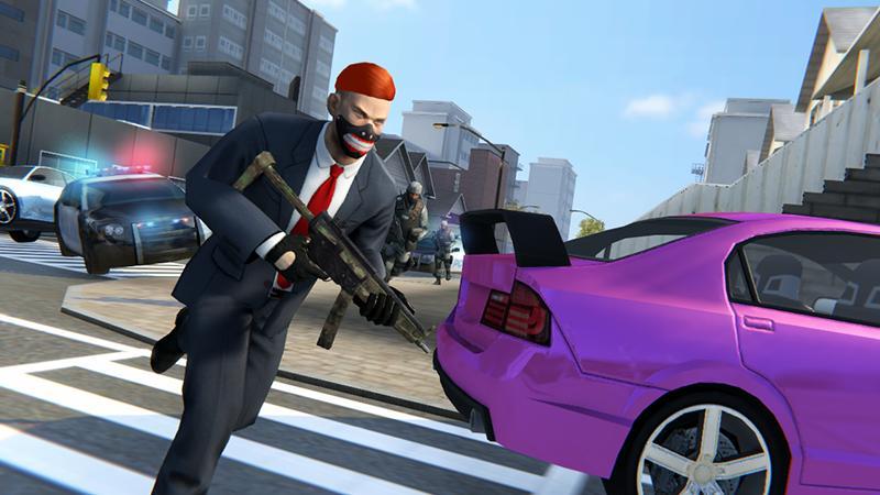 Grand Crime Gangster 1.10 Screenshot 3