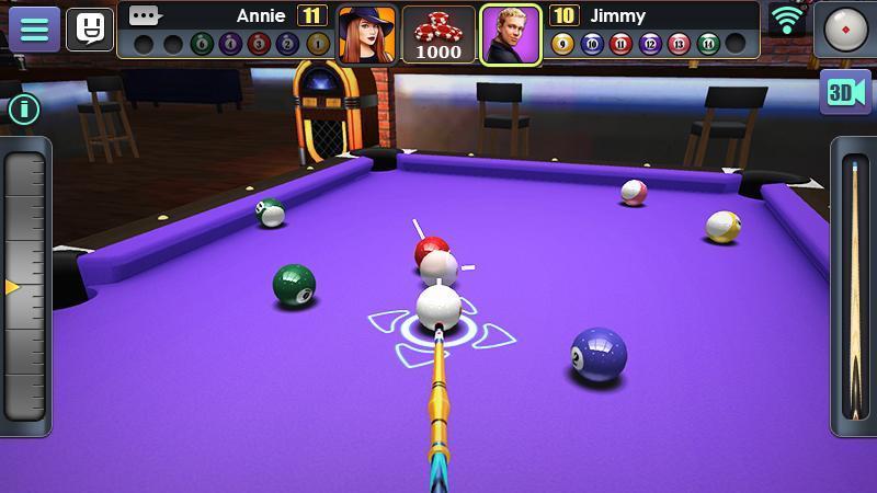 3D Pool Ball 2.2.2.3 Screenshot 16
