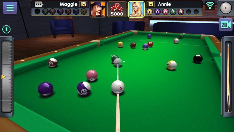 3D Pool Ball 2.2.2.3 Screenshot 2