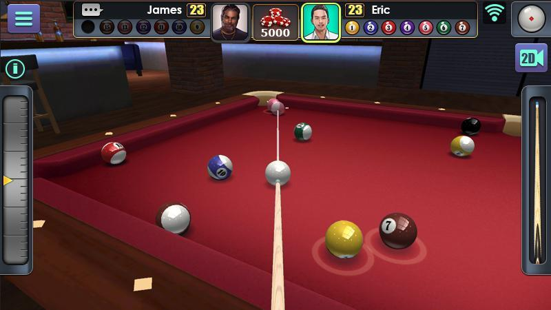3D Pool Ball 2.2.2.3 Screenshot 3
