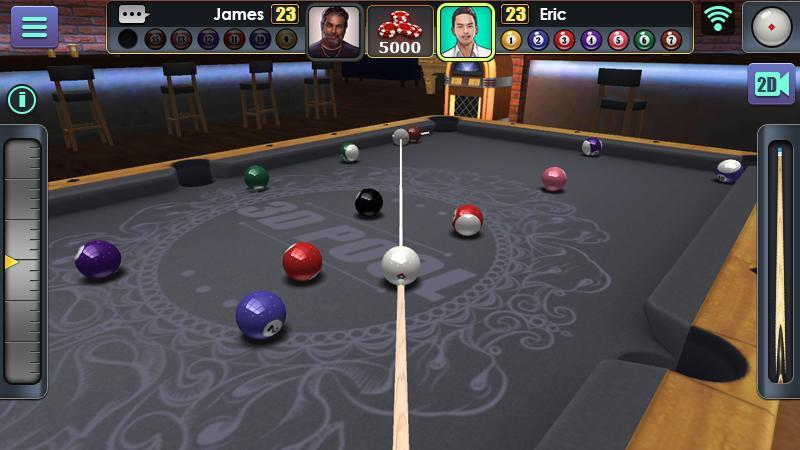3D Pool Ball 2.2.2.3 Screenshot 5