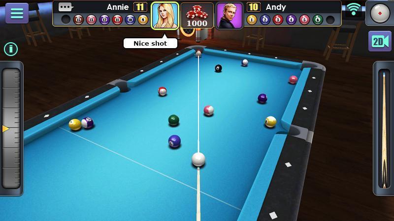 3D Pool Ball 2.2.2.3 Screenshot 6