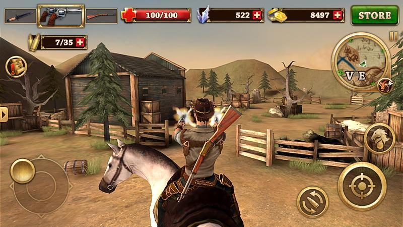 West Gunfighter 1.8 Screenshot 1