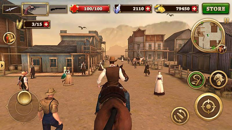 West Gunfighter 1.8 Screenshot 2