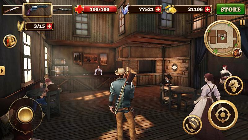 West Gunfighter 1.8 Screenshot 5