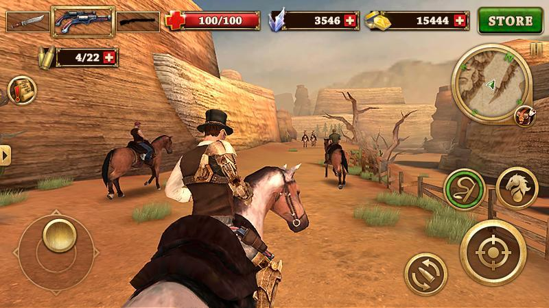 West Gunfighter 1.8 Screenshot 7