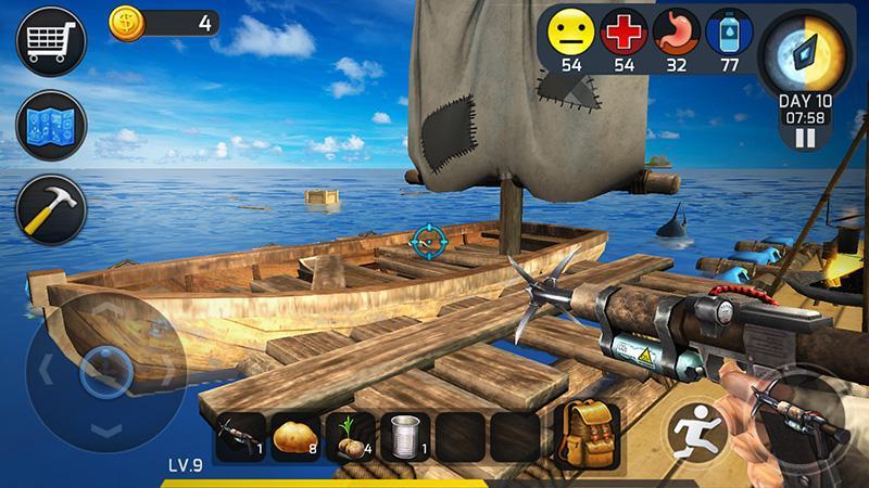 Ocean Survival 1.0.2 Screenshot 1