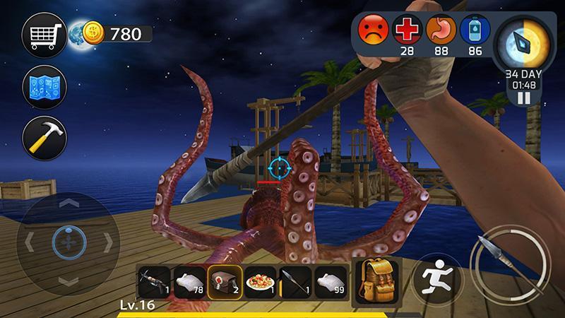 Ocean Survival 1.0.2 Screenshot 2