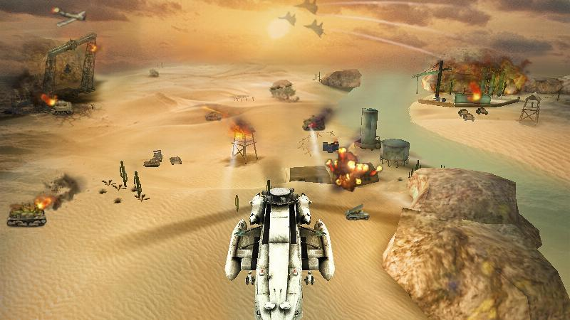 Gunship Strike 3D 1.1.0 Screenshot 1