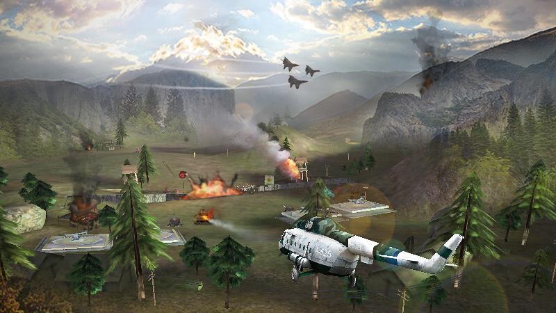 Gunship Strike 3D 1.1.0 Screenshot 4