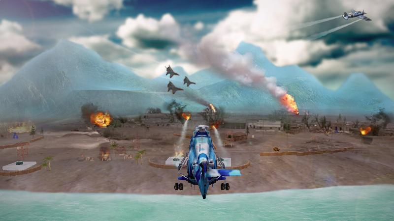 Gunship Strike 3D 1.1.0 Screenshot 5
