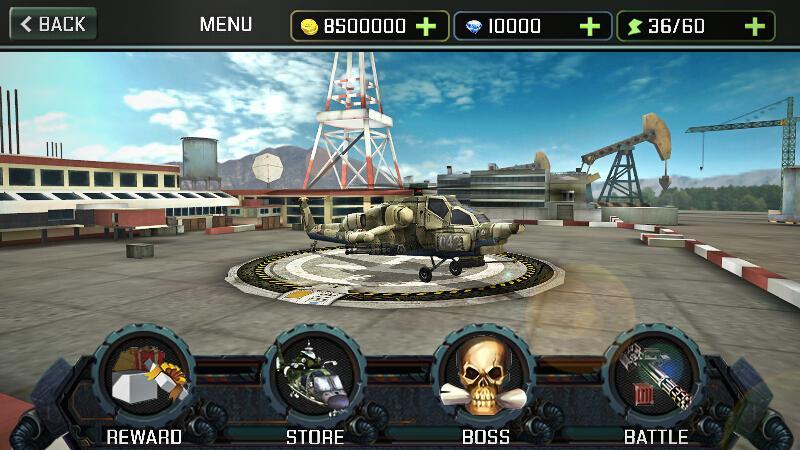 Gunship Strike 3D 1.1.0 Screenshot 8