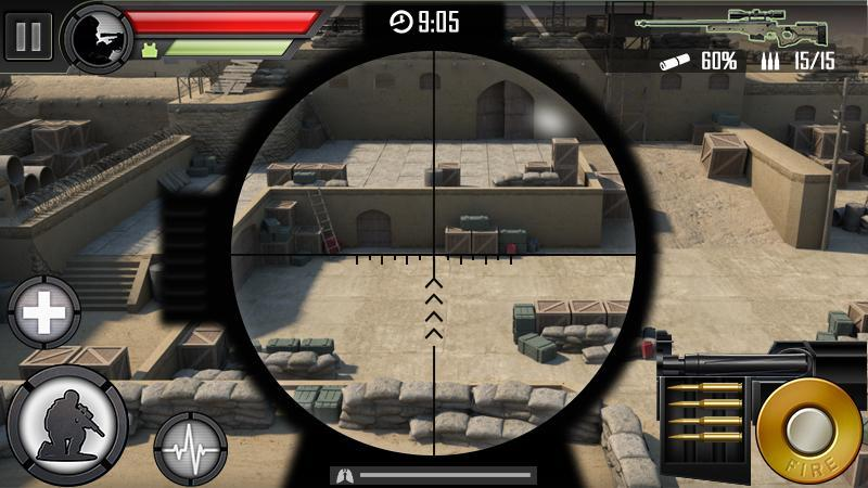 Modern Sniper 2.2 Screenshot 1