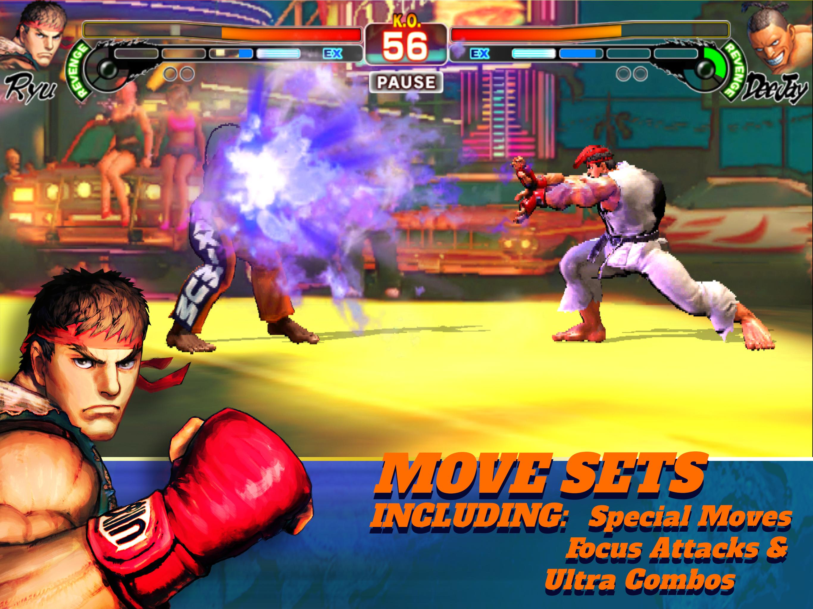 Street Fighter IV Champion Edition 1.02.00 Screenshot 10