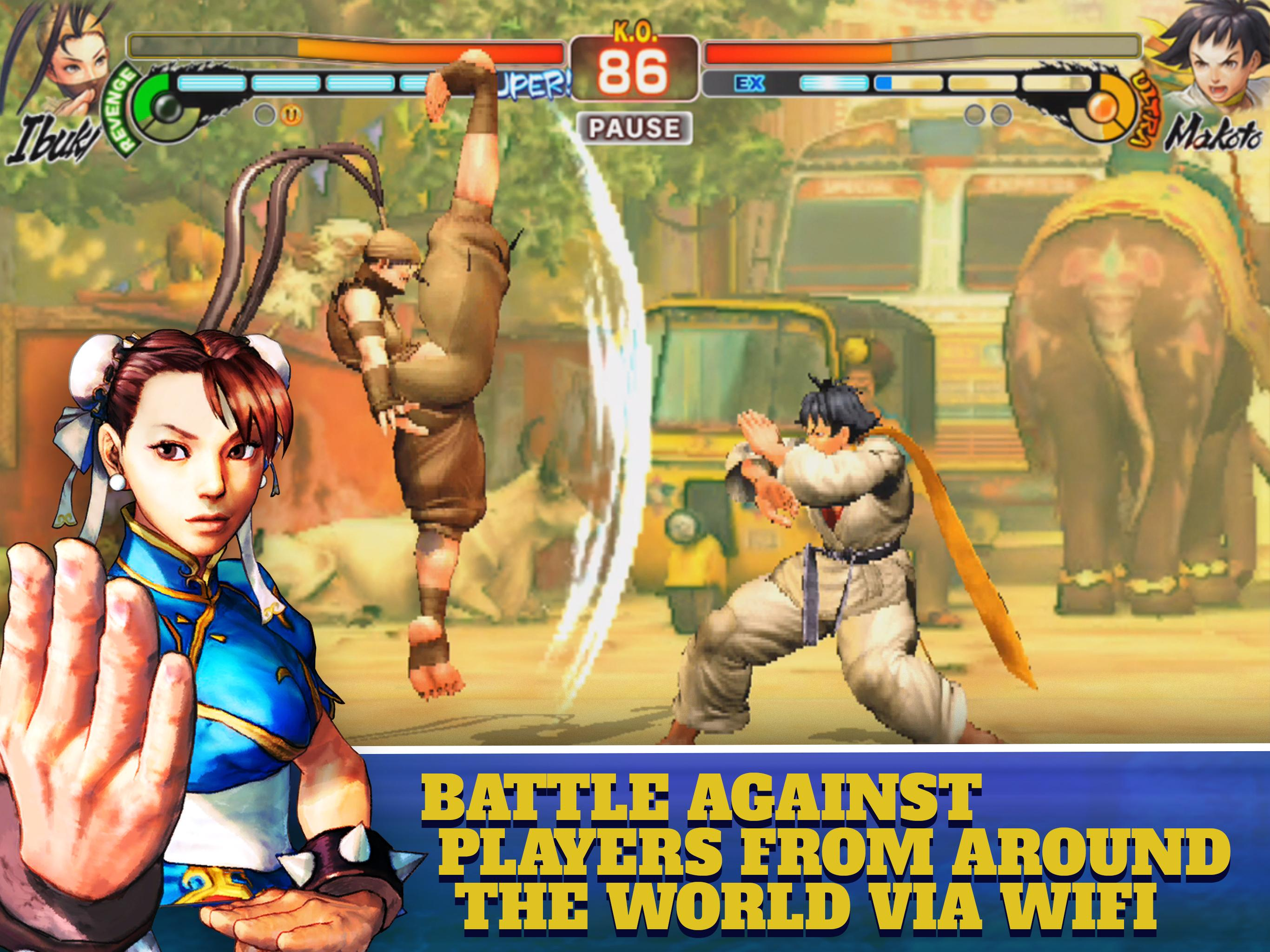 Street Fighter IV Champion Edition 1.02.00 Screenshot 11