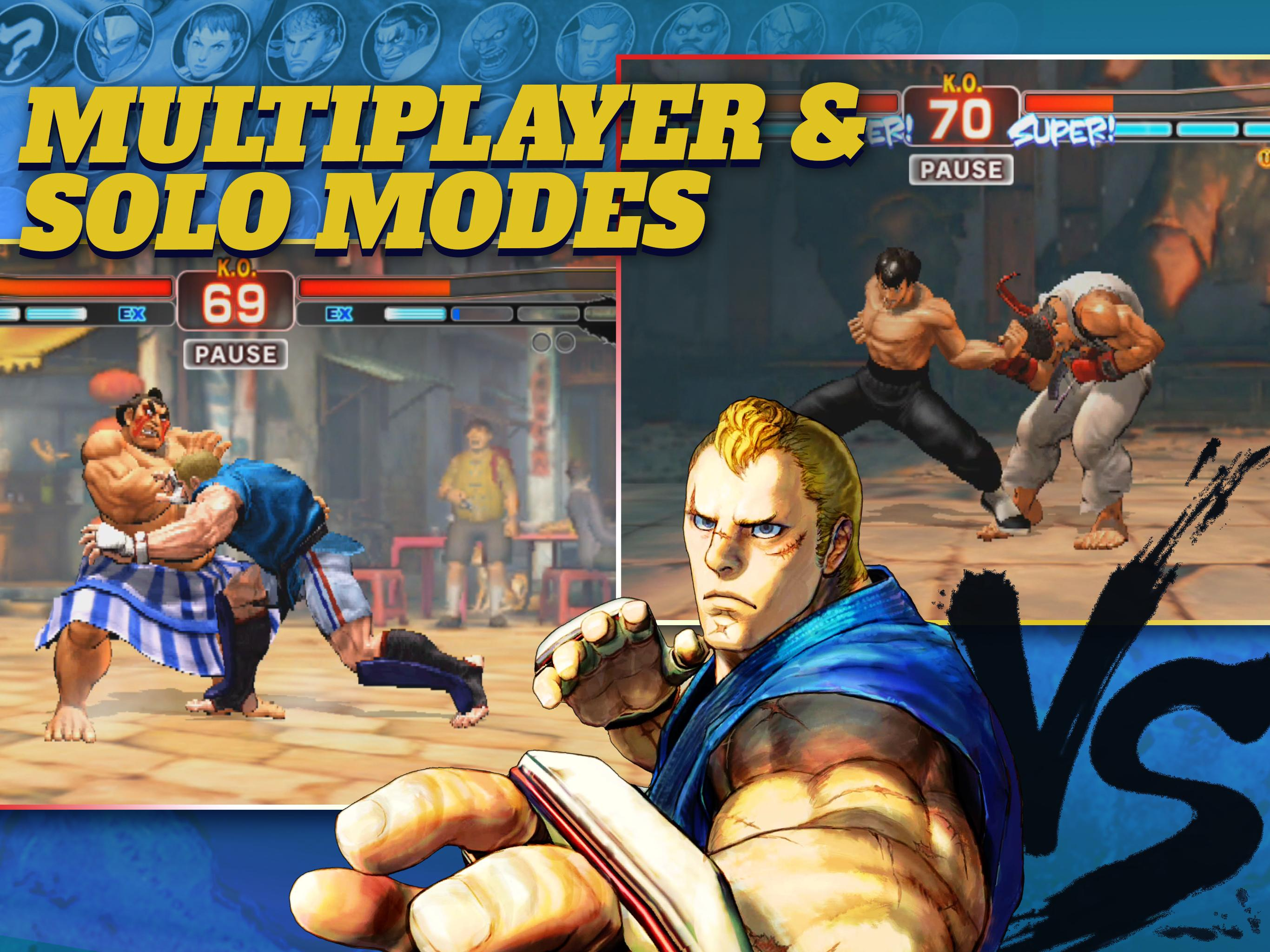 Street Fighter IV Champion Edition 1.02.00 Screenshot 13
