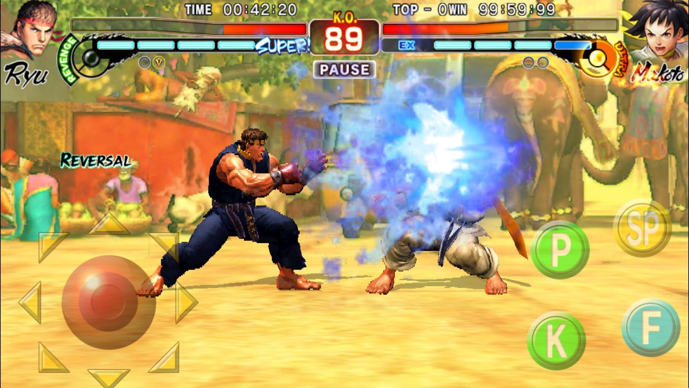 Street Fighter IV Champion Edition 1.02.00 Screenshot 16