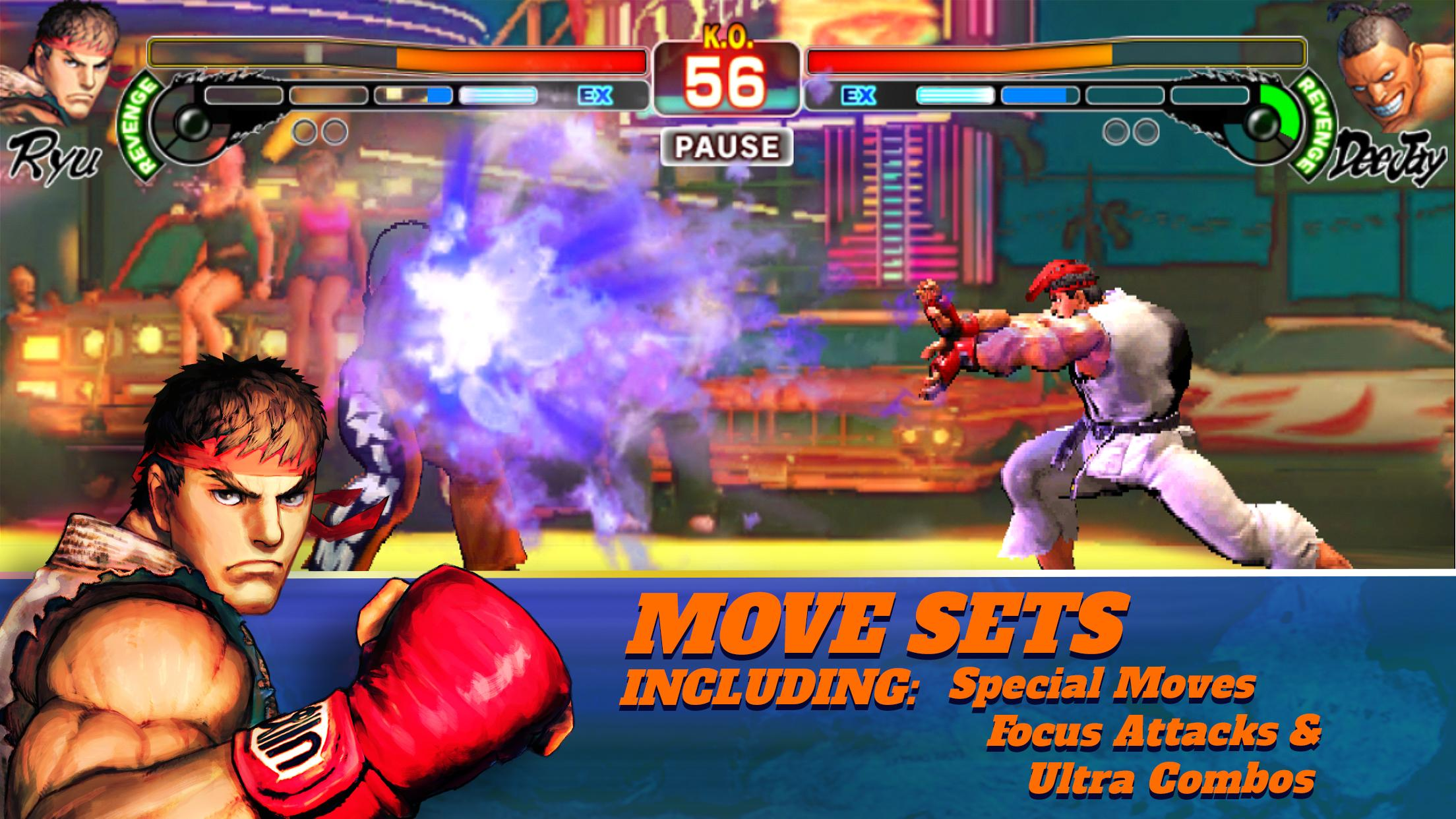 Street Fighter IV Champion Edition 1.02.00 Screenshot 2