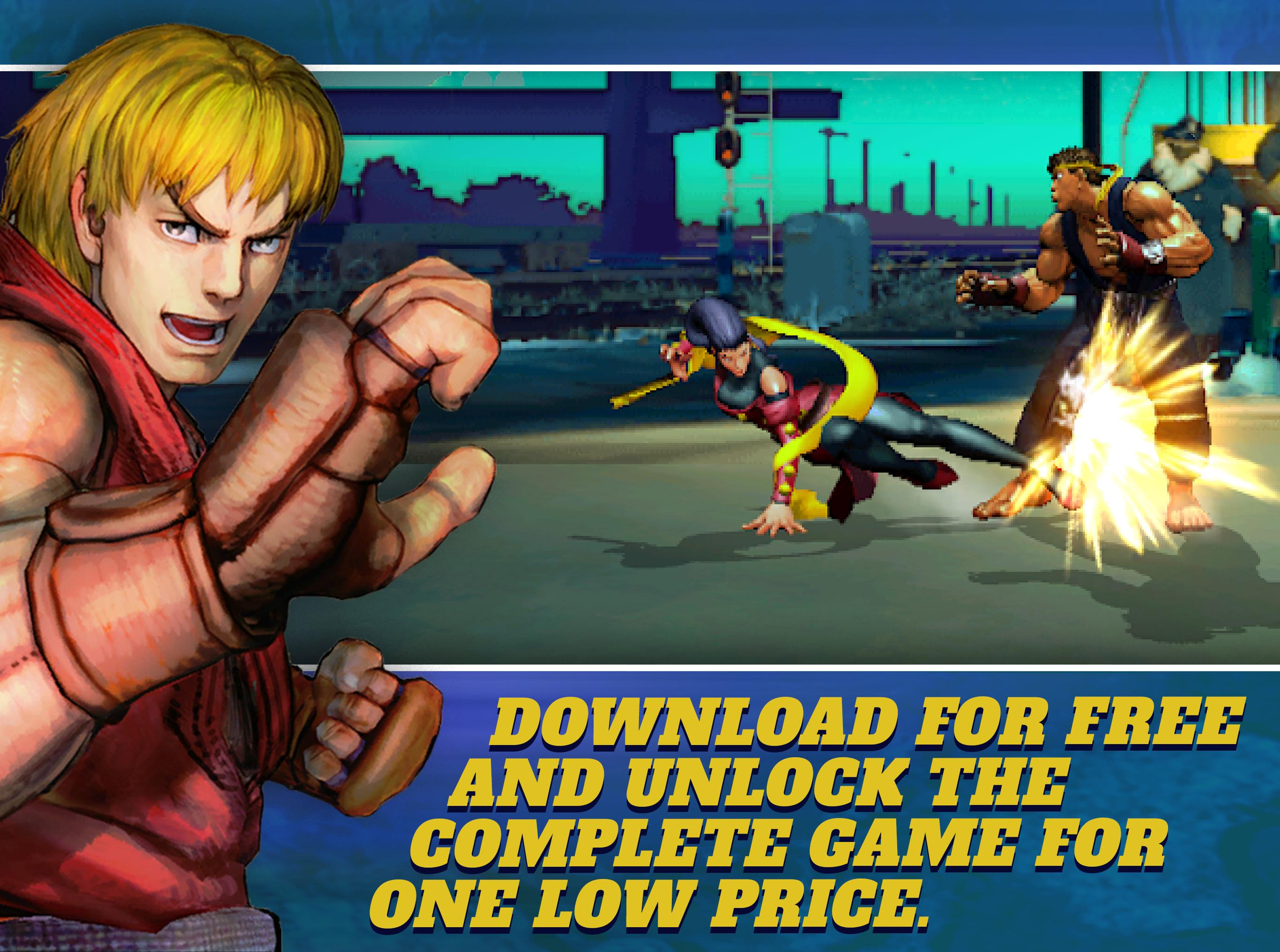 Street Fighter IV Champion Edition 1.02.00 Screenshot 9