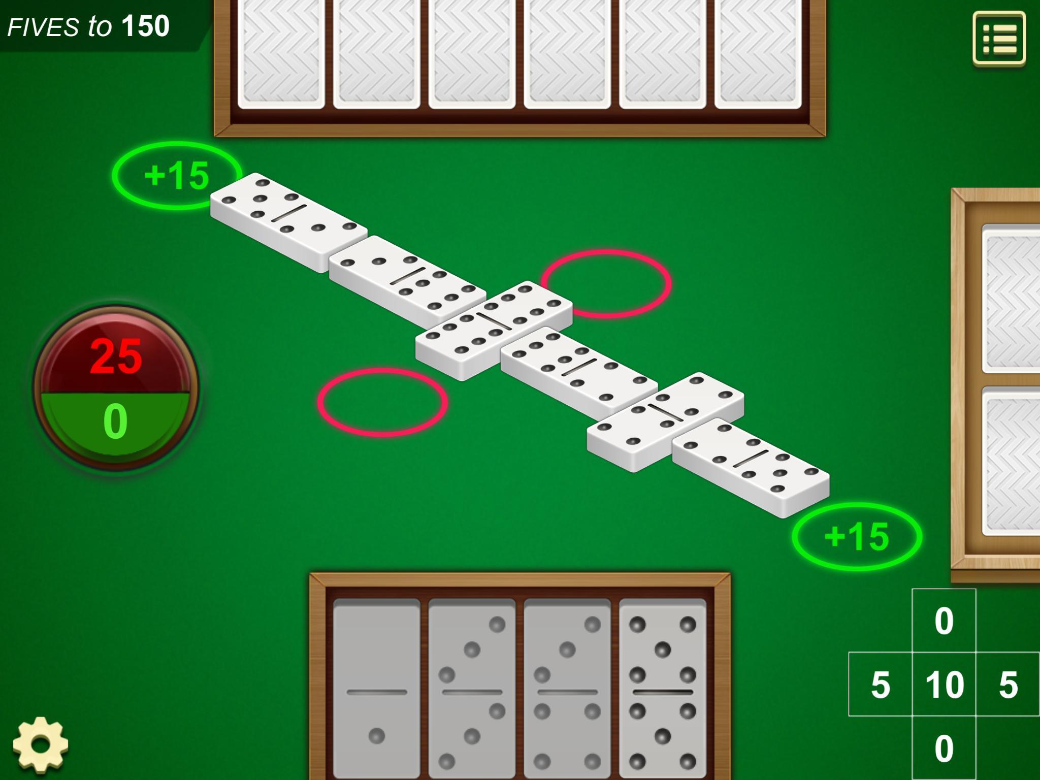 Dominos 1.0.3 Screenshot 1