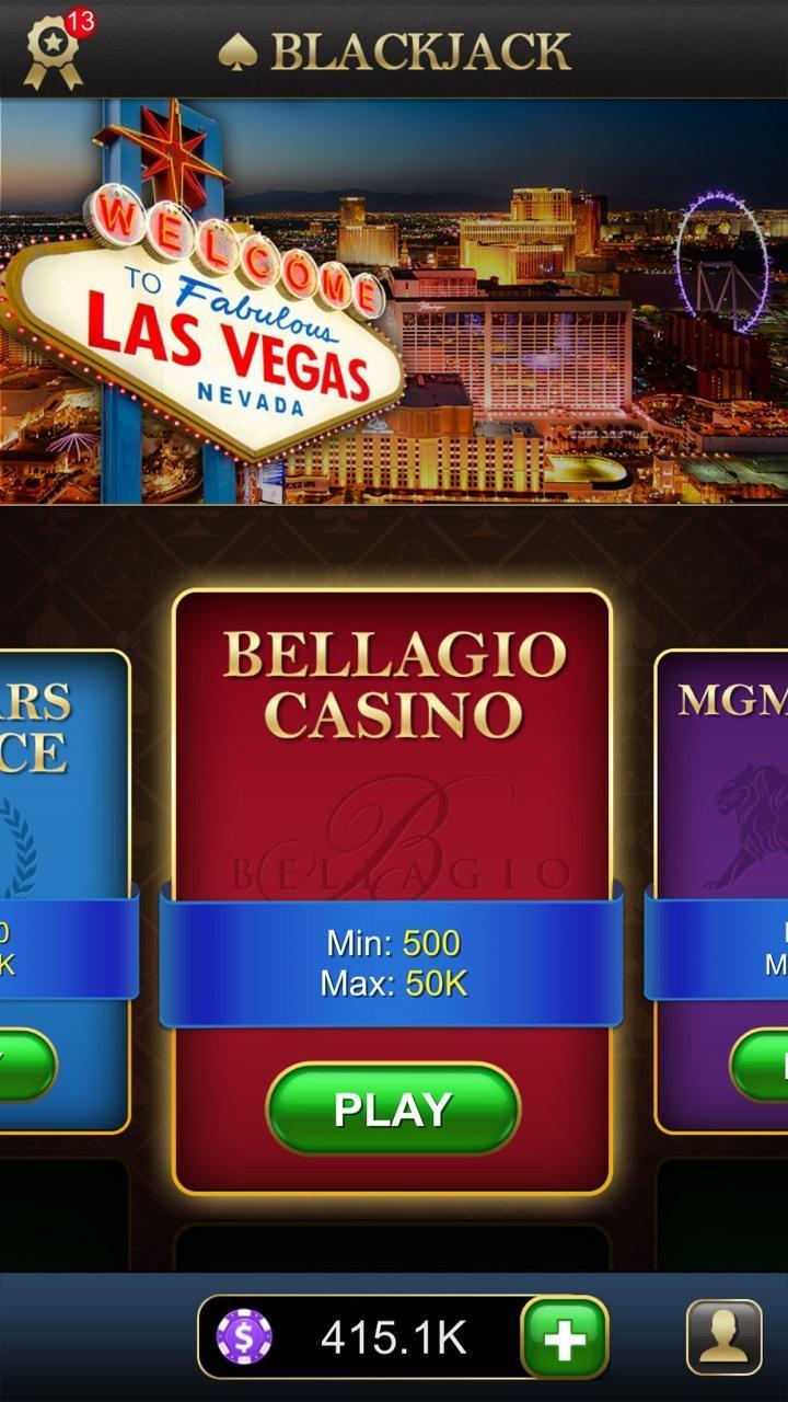 Blackjack 21 1.2.7 Screenshot 5