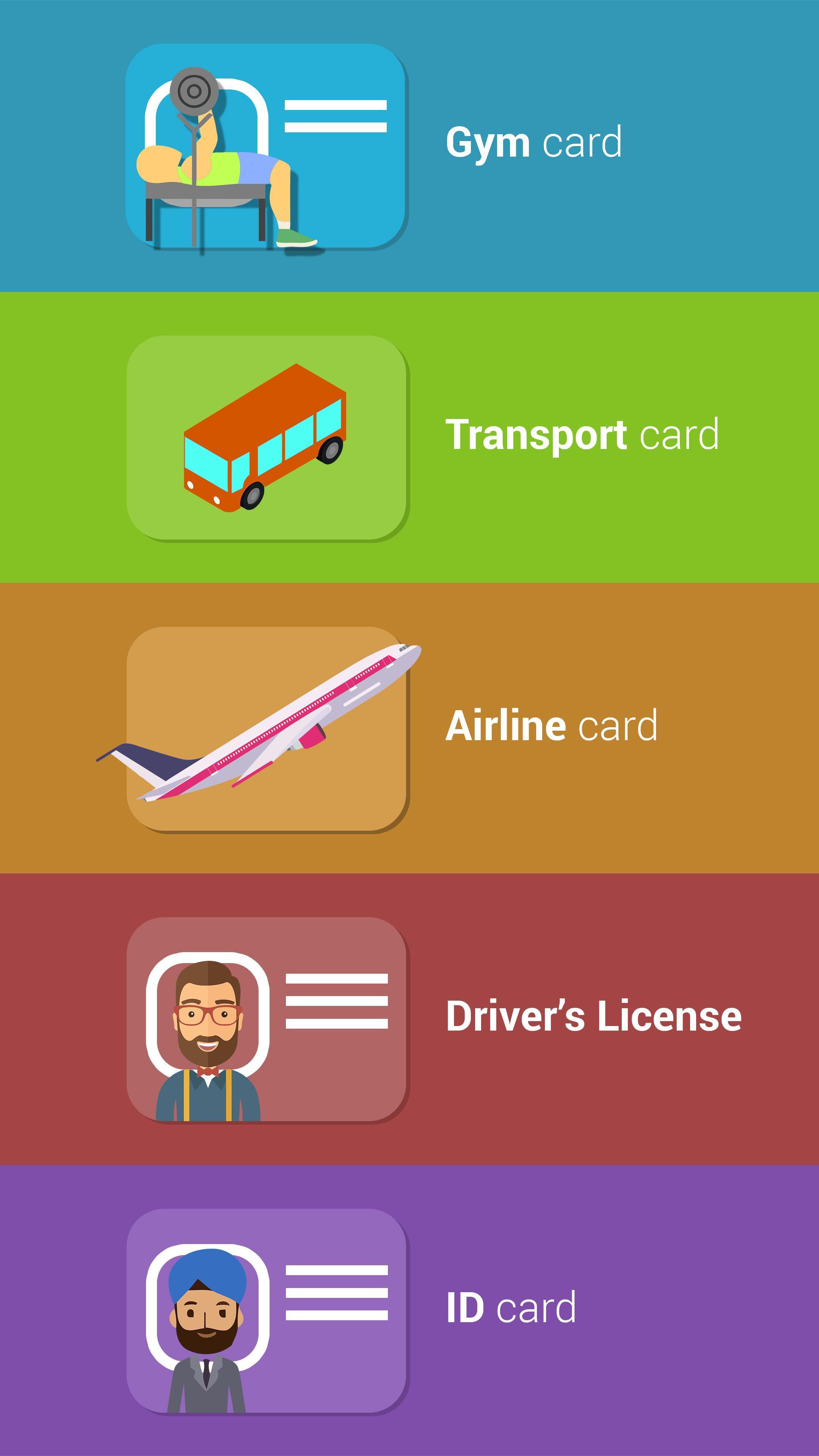 Cards Mobile Wallet 2.20 Screenshot 4