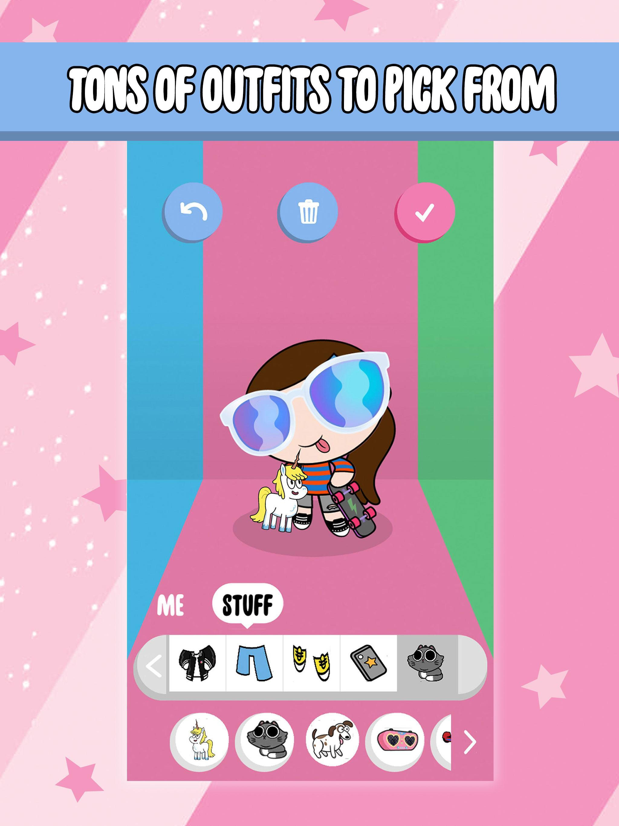 Powerpuff Yourself Powerpuff Girls Avatar Maker 3.8.0 Screenshot 10