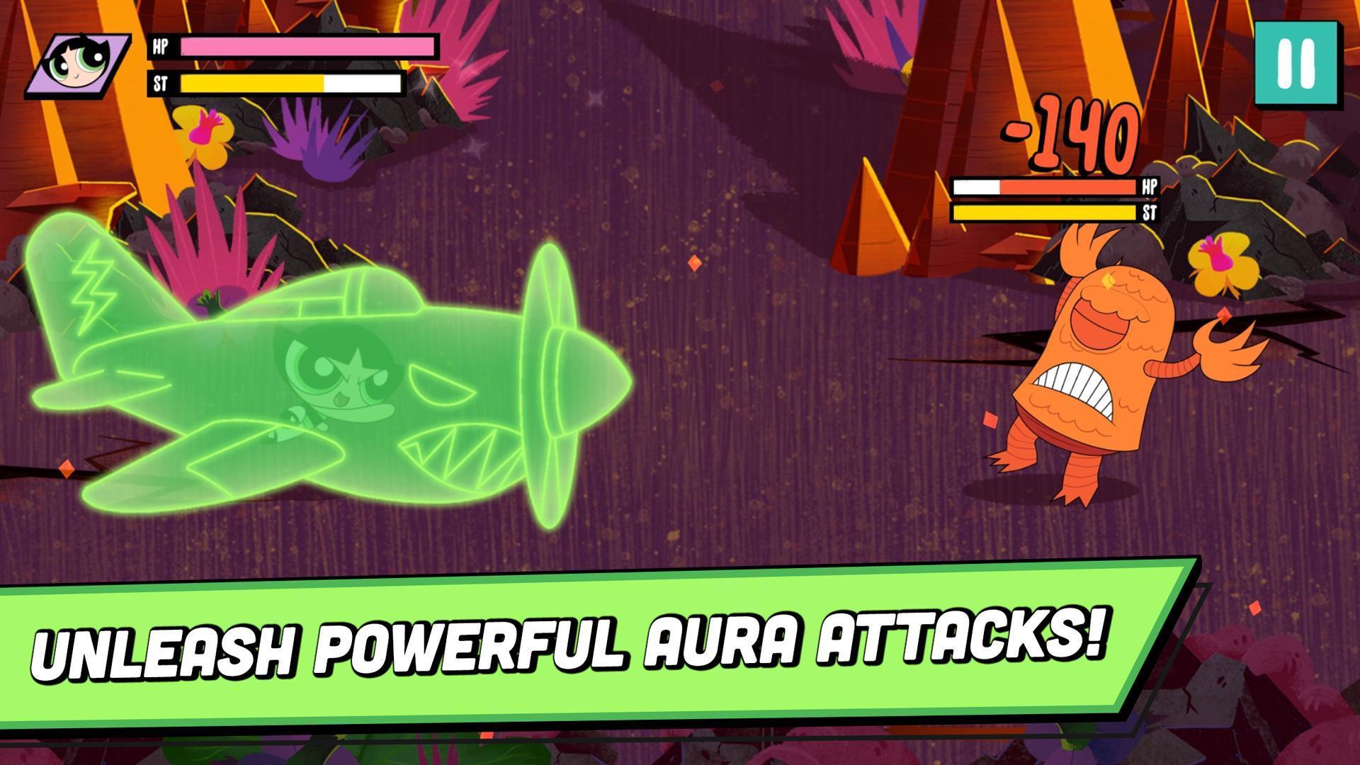 Ready, Set, Monsters! Powerpuff Girls Games 1.0.2 Screenshot 5