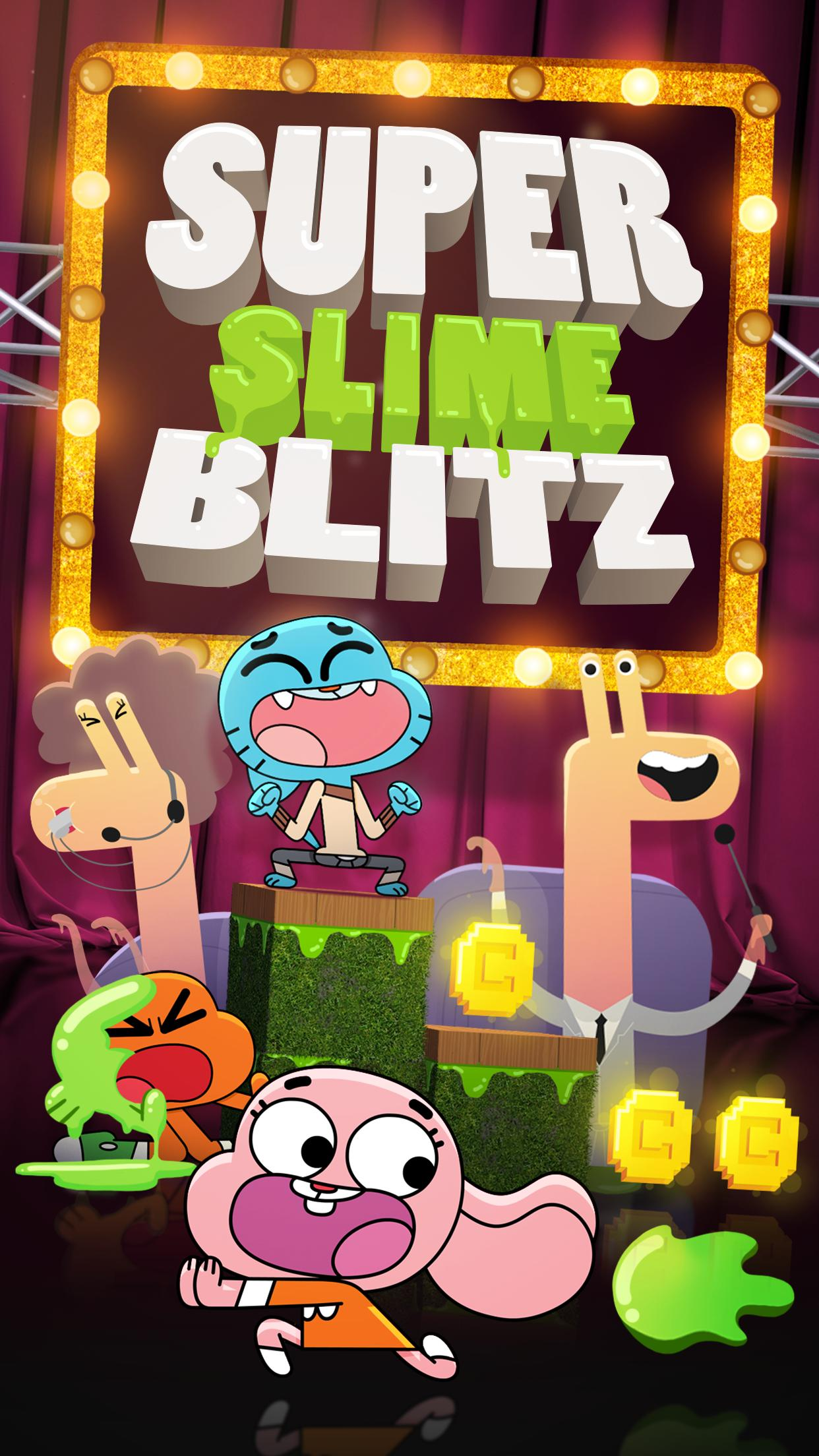 Gumball Super Slime Blitz 2.2.0 Screenshot 11
