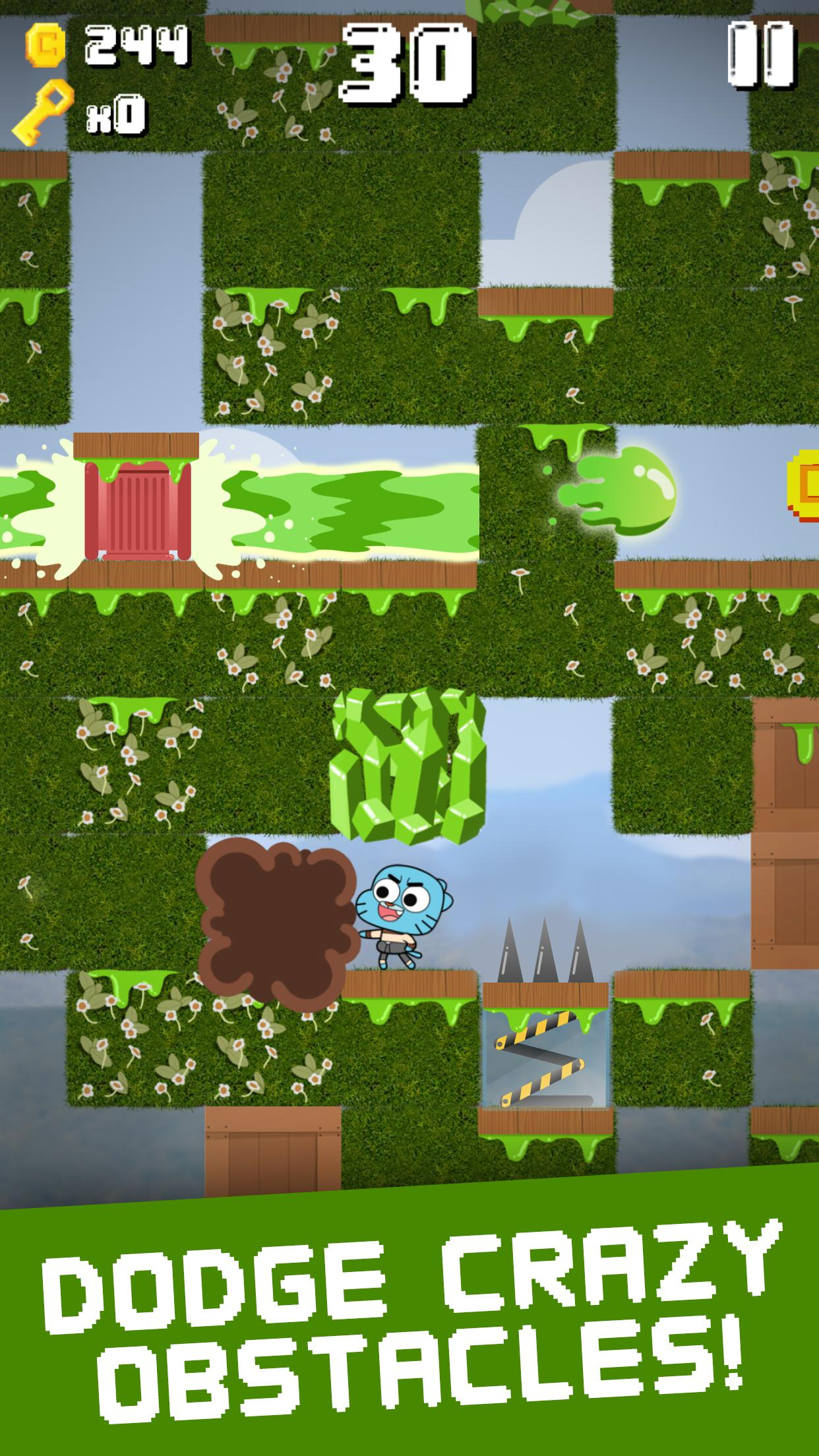 Gumball Super Slime Blitz 2.2.0 Screenshot 3